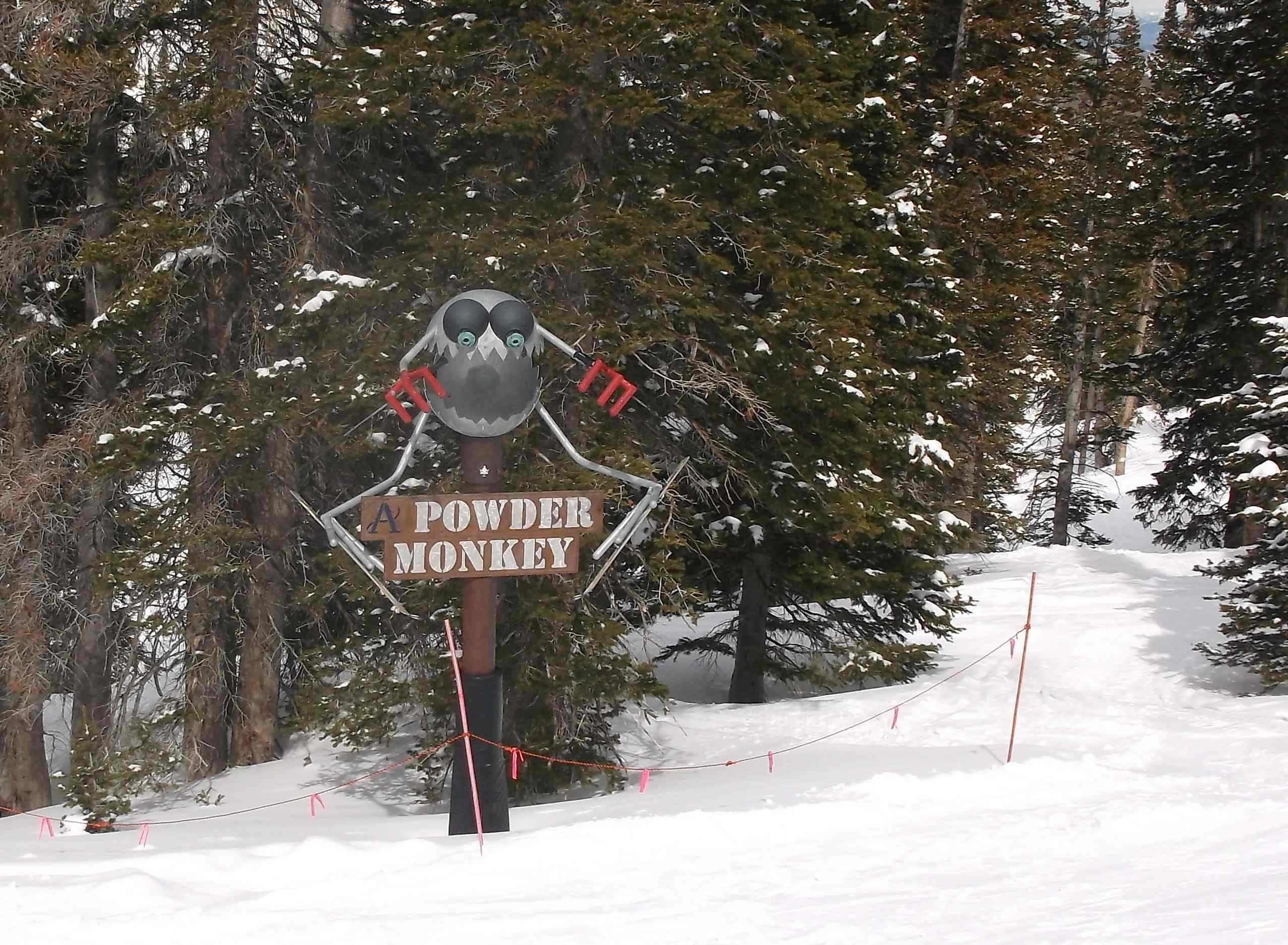 Park City Powder Monkey