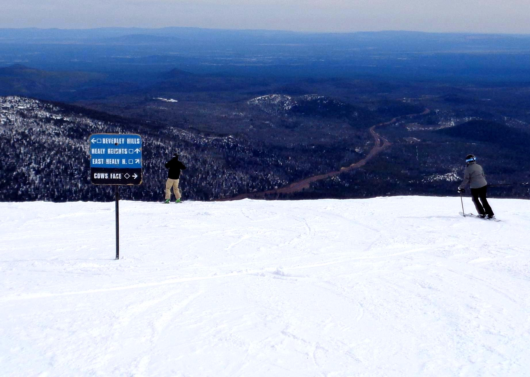 Trails at the Top of Summit