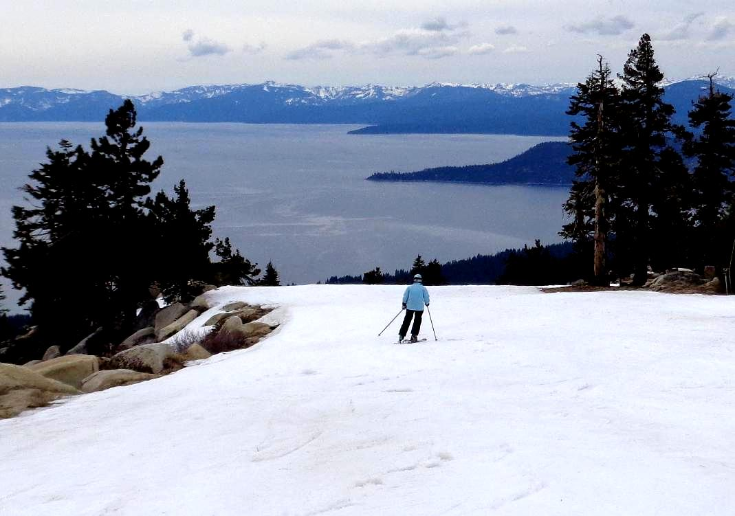 Diamond Peak & Lake Tahoe