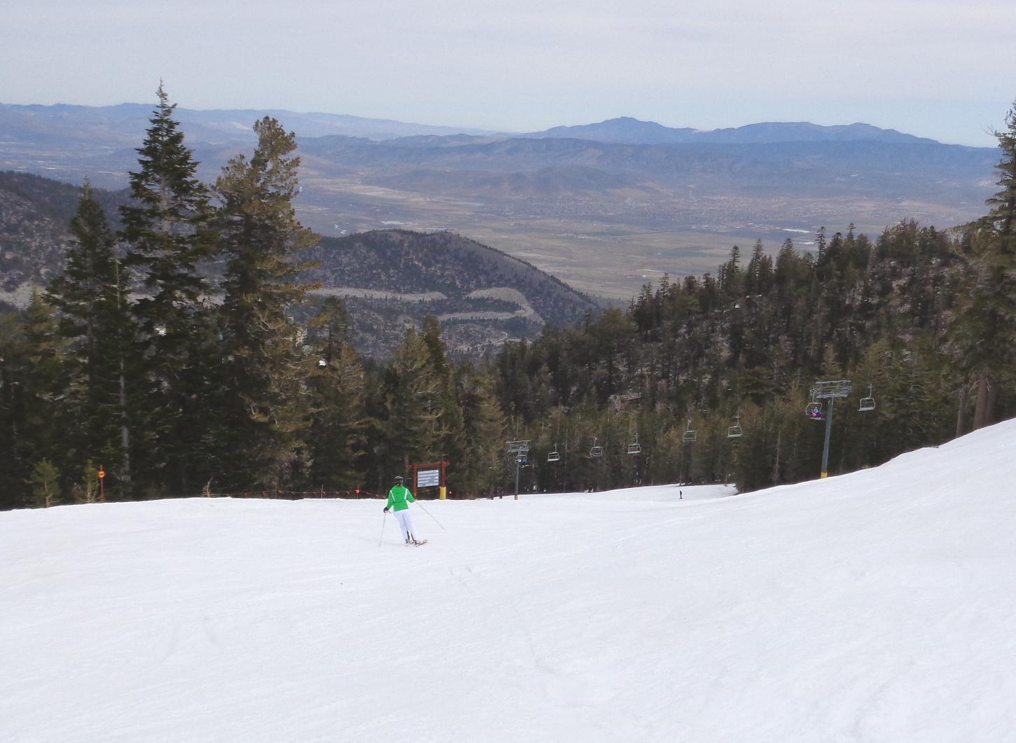 Stagecoach Trail at Heavenly