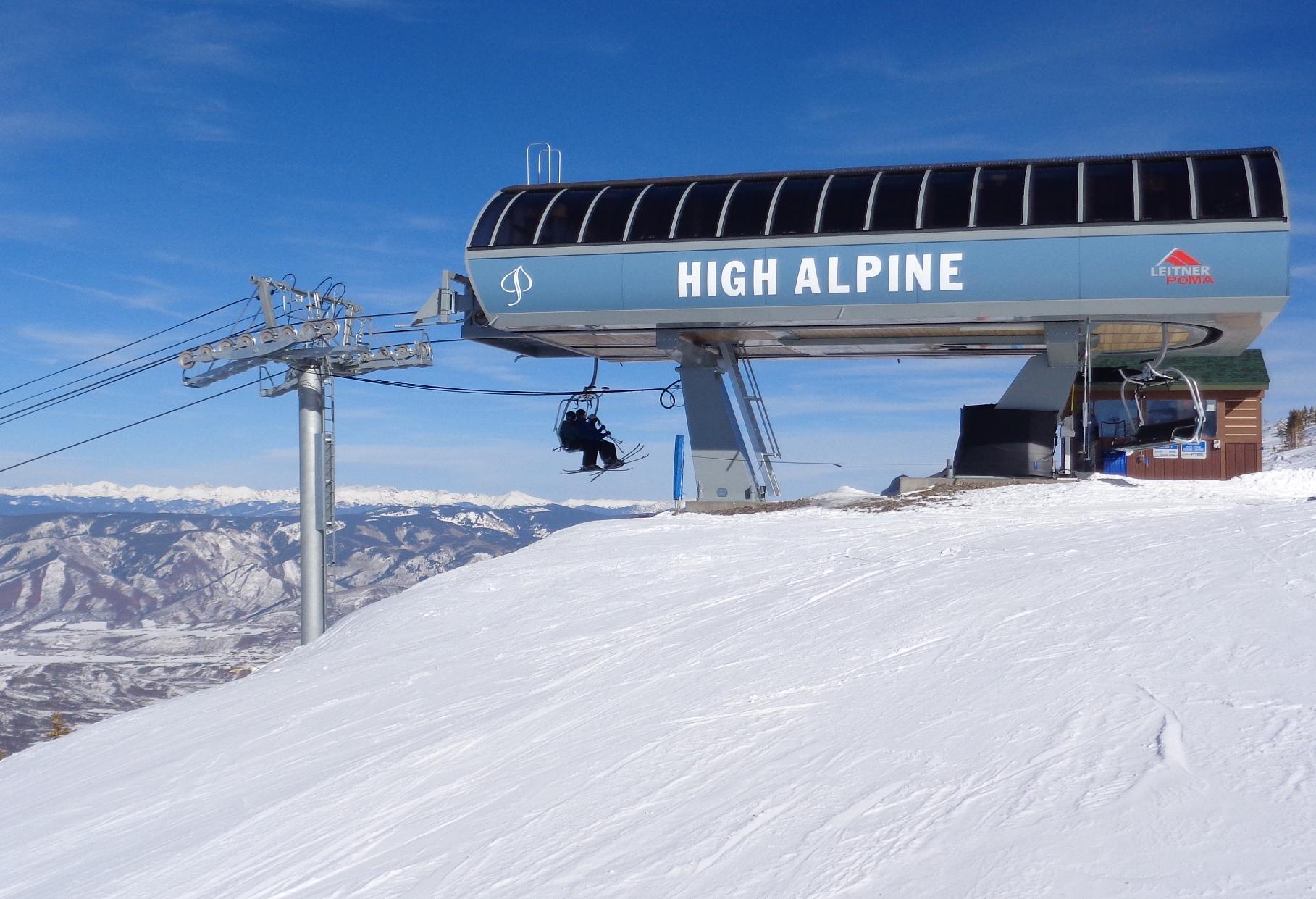 New High Alpine