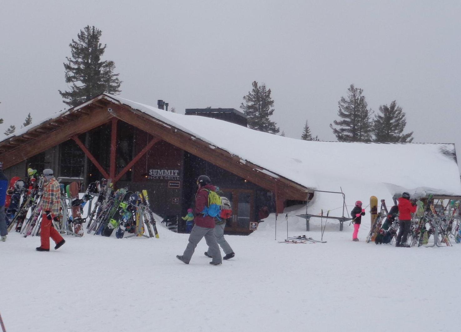 Northstar's Summit Lodge