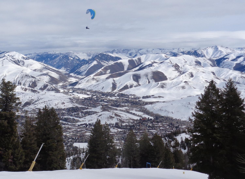 Glider at Frenchmen's