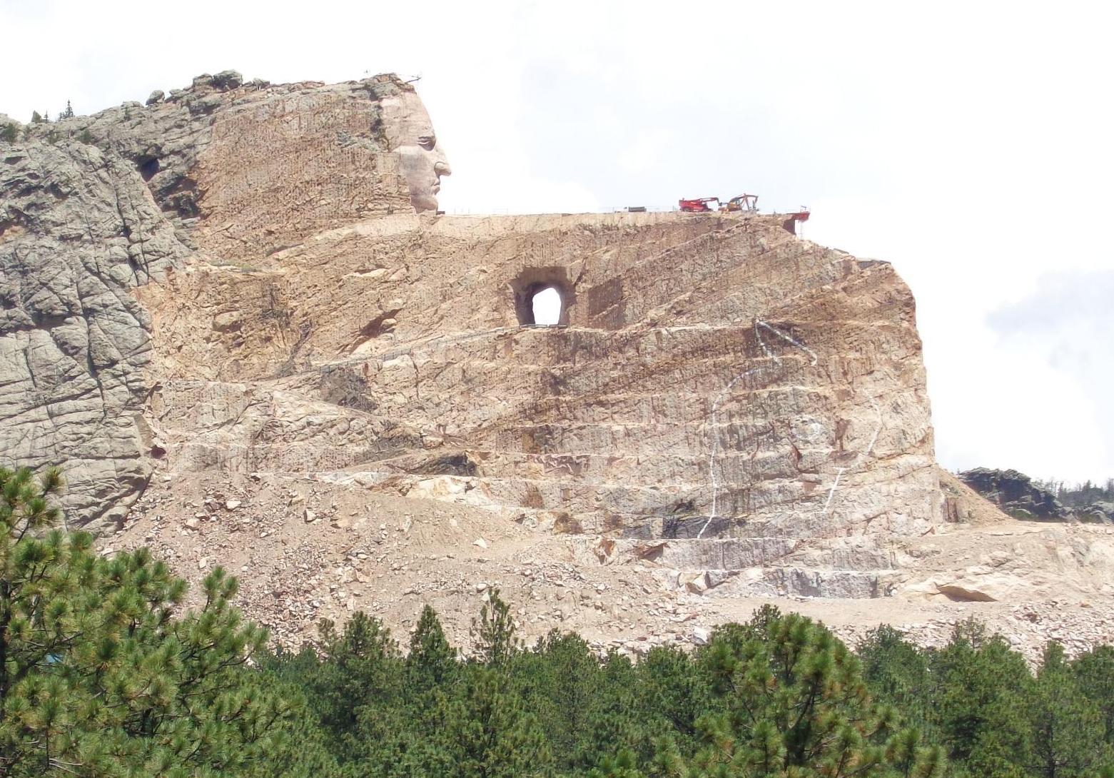 Crazy Horse Blasts