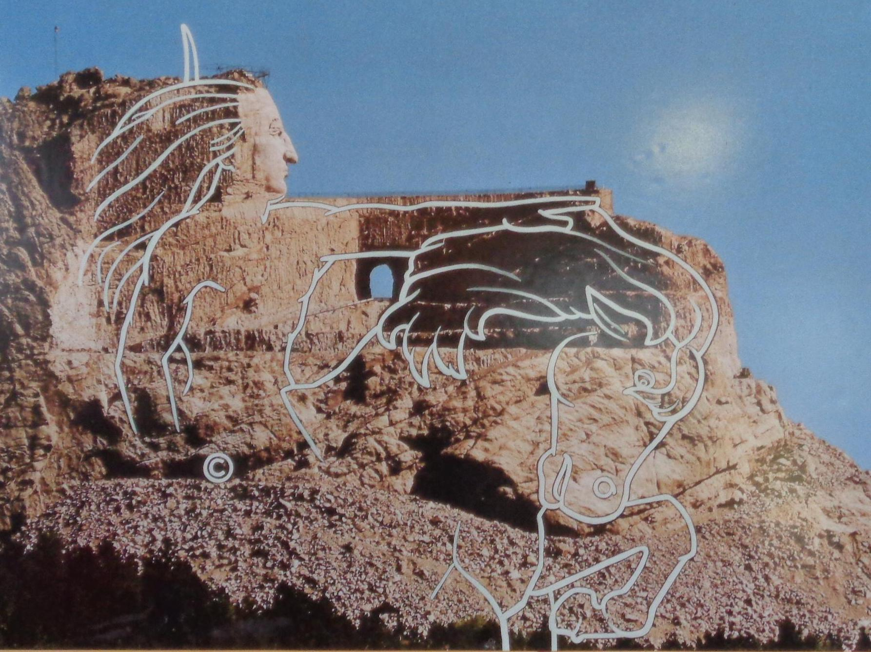 Crazy Horse Progress