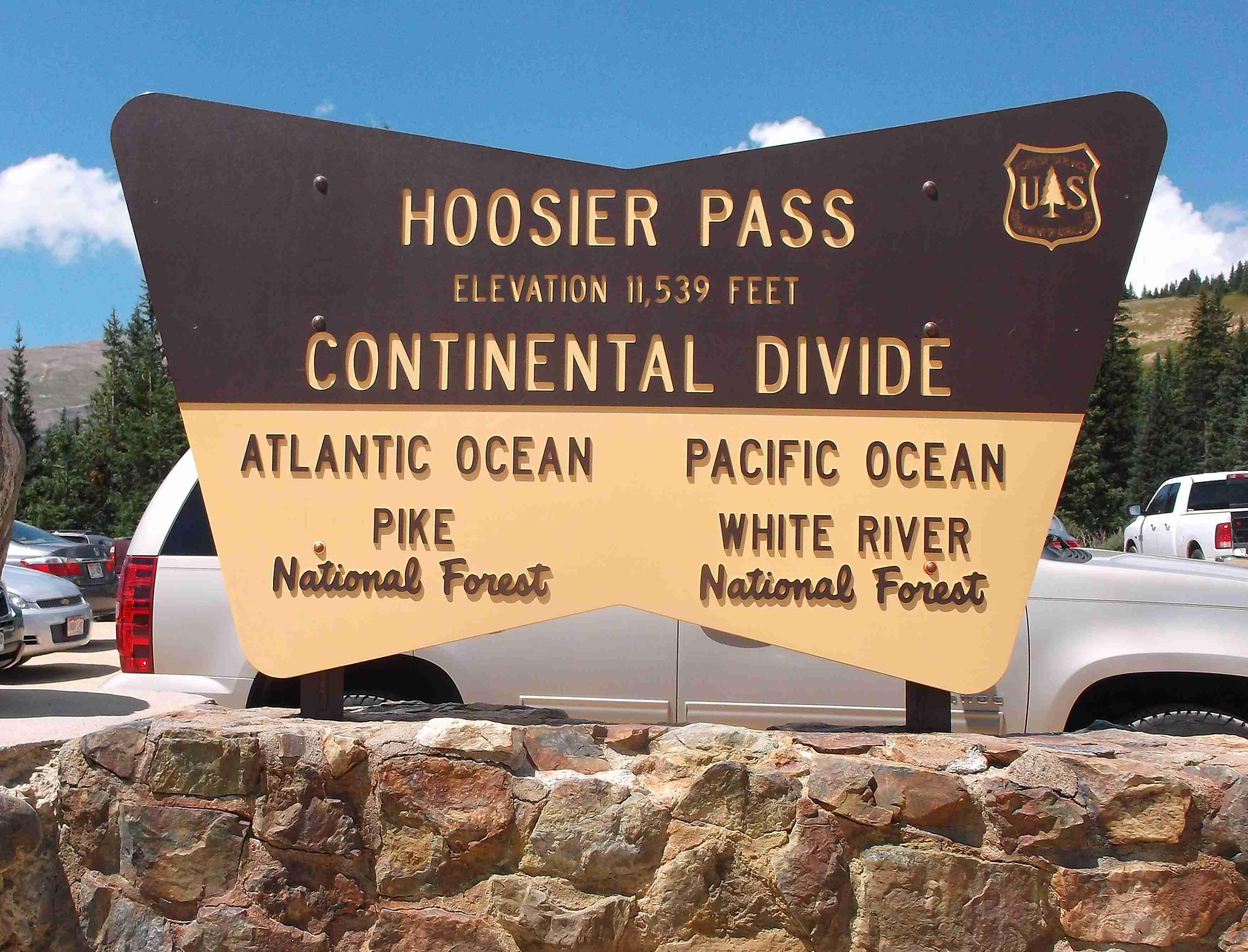 Hoosier Pass 11,539