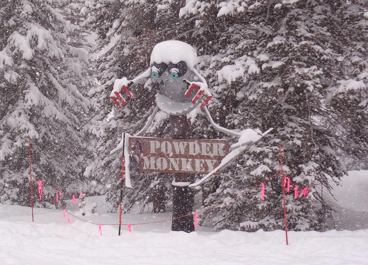 Powder Monkey Powder