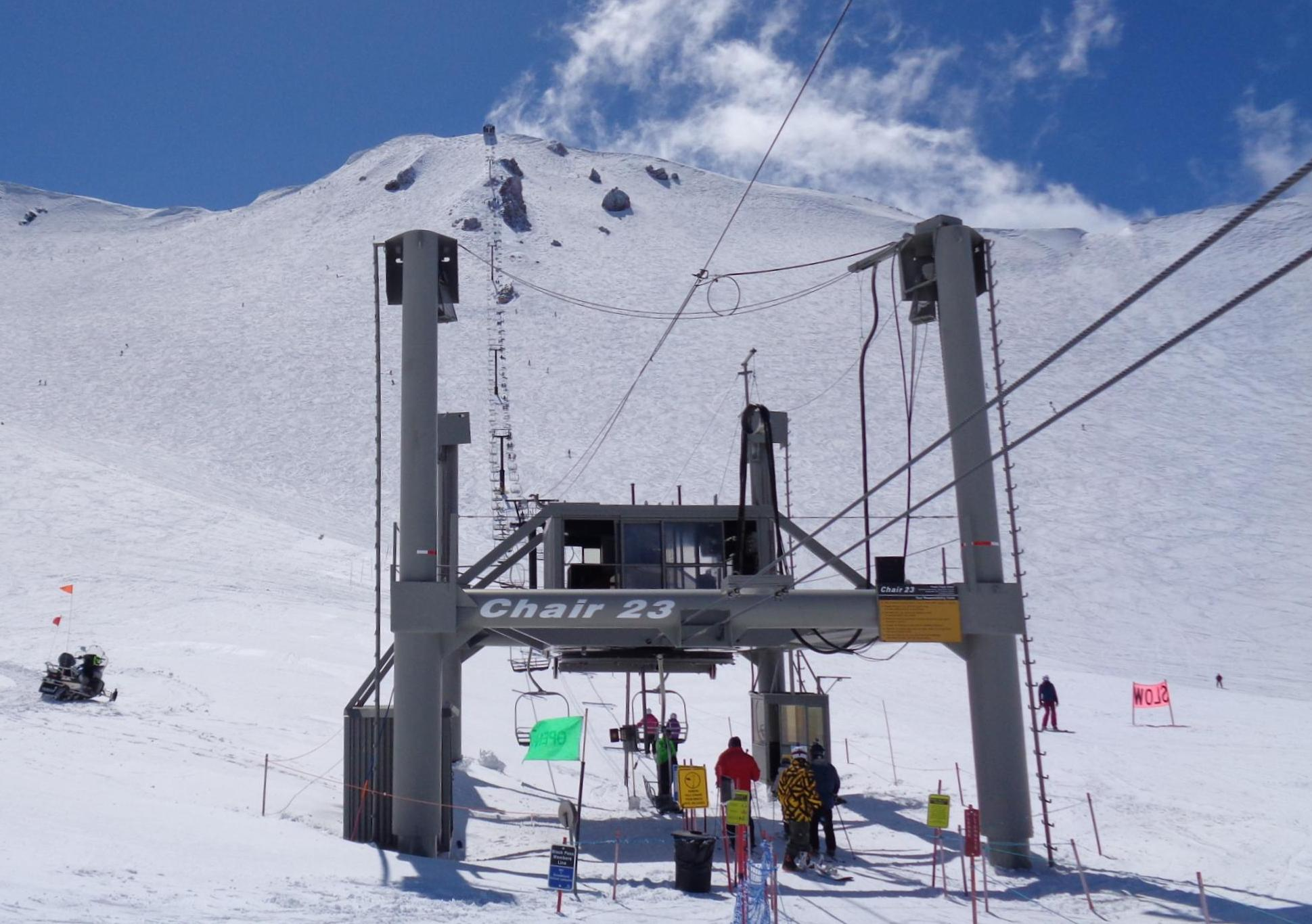 Chair 23 View