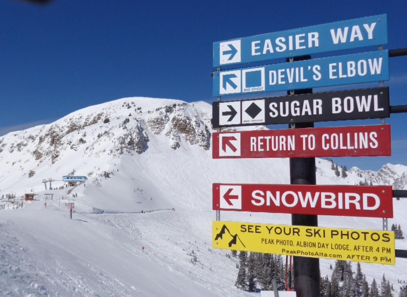 Alto to Snowbird, Utah