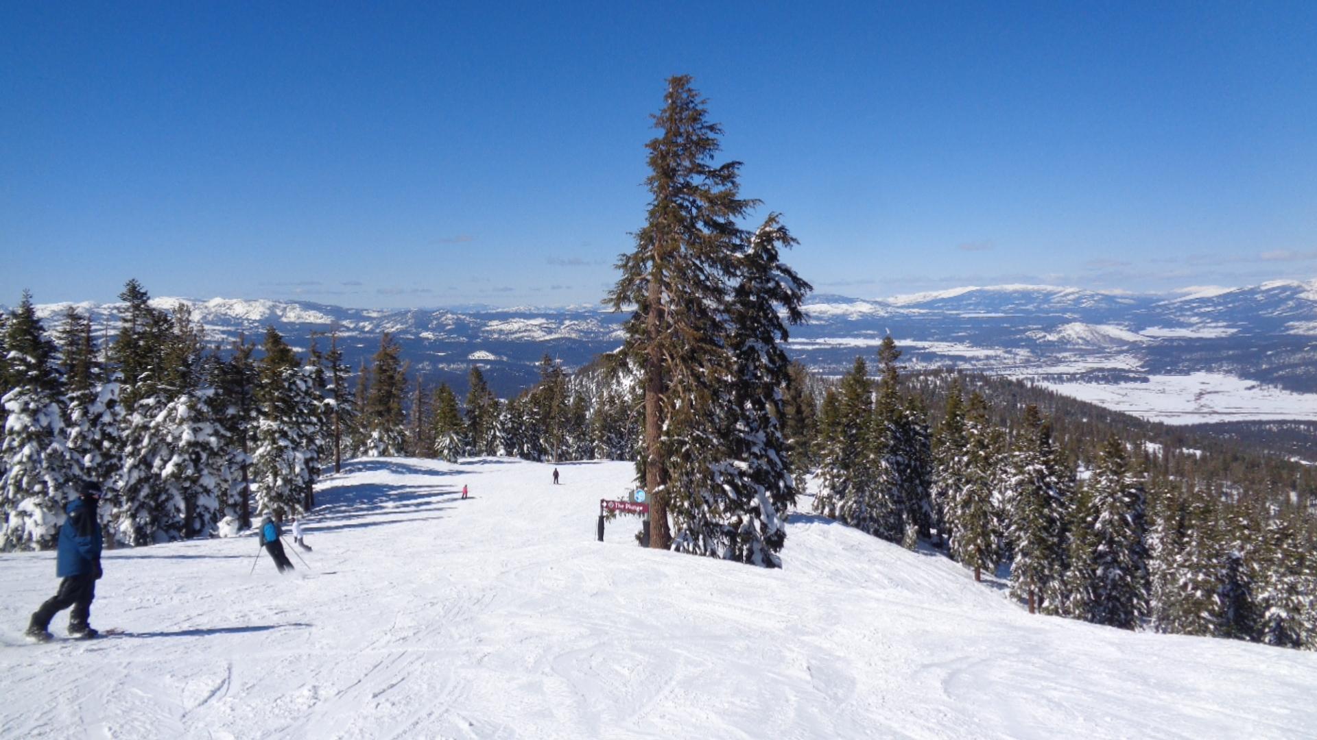 Ridge Run View