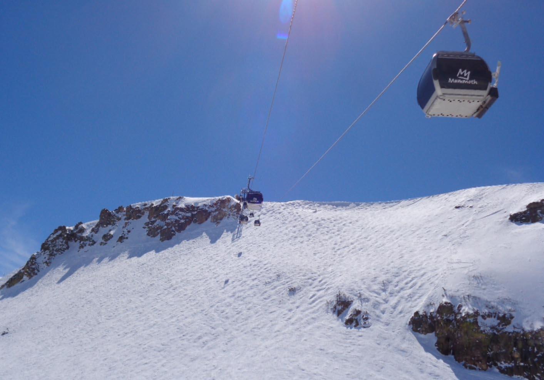Gondola rising
