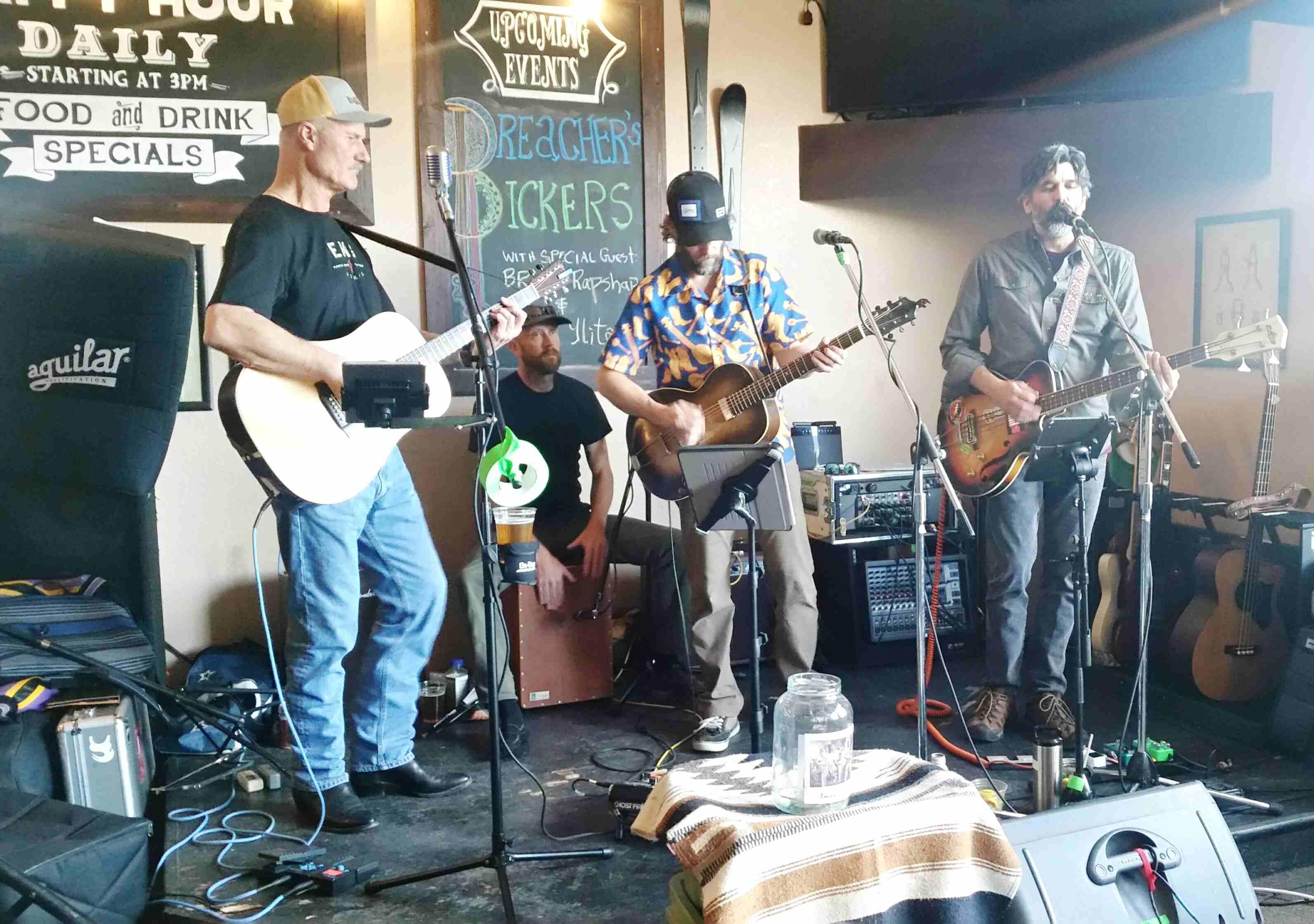 Preacher Pickers Band