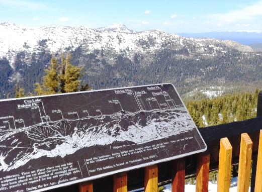 Sierra Scenic View