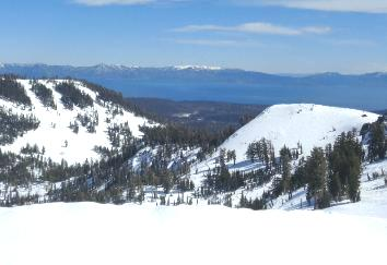 Top of Alpine