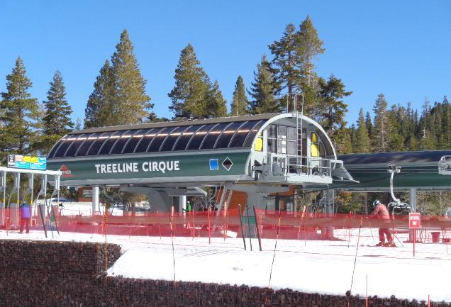 Alpine's New Lift
