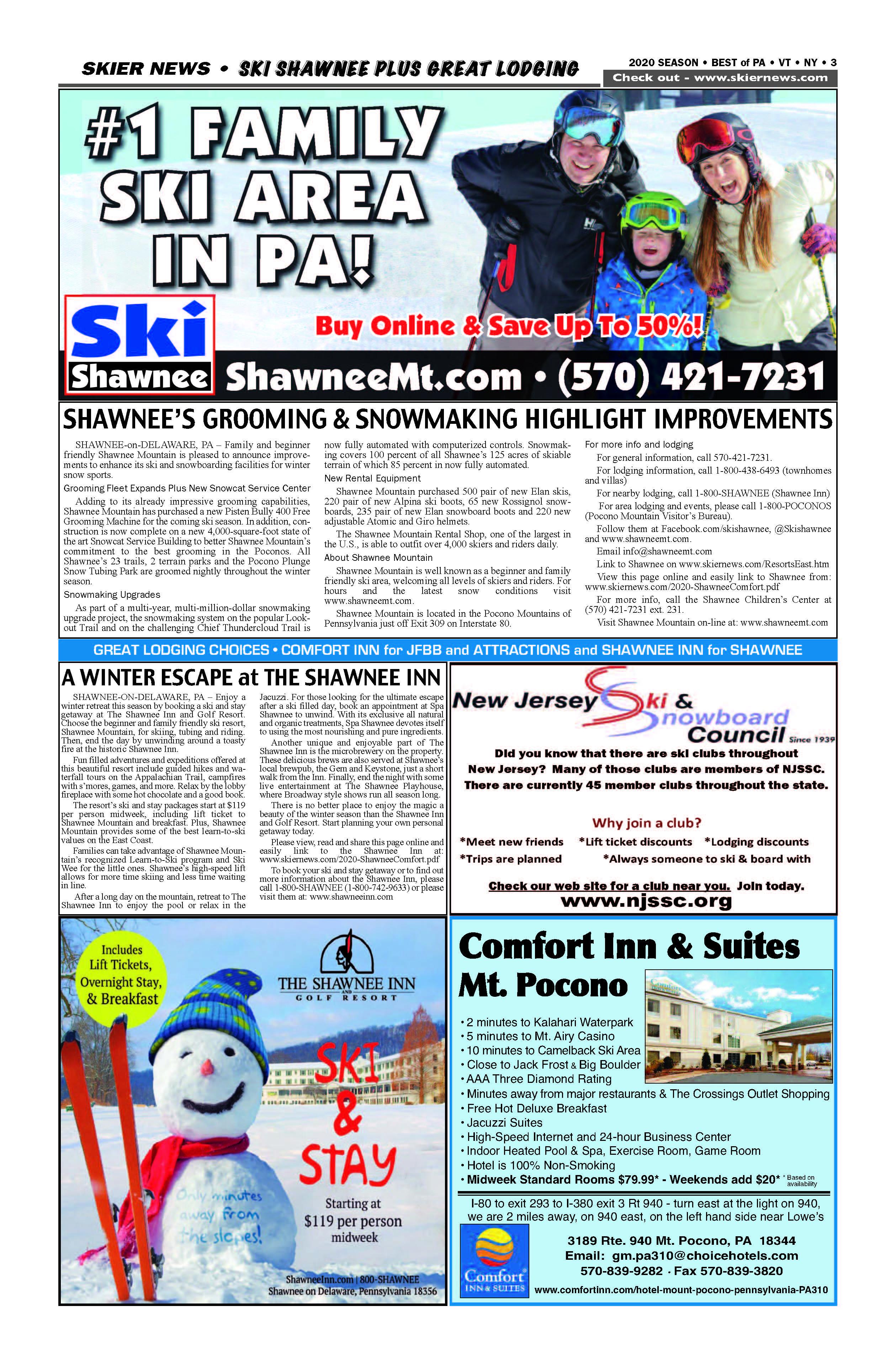 Shawnee & Shawnee Inn