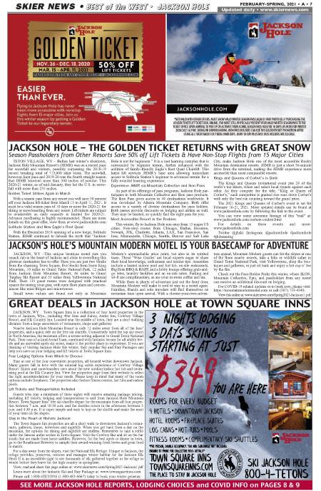 Jackson Deals & Lodging